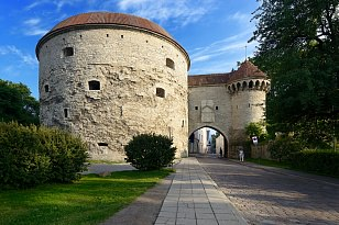 Highlights of Tallinn with a visit to Medieval wall
