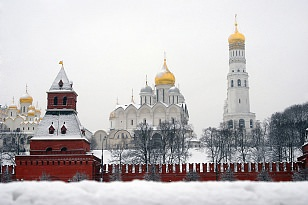 7 Days Winter Tour Moscow&SPb