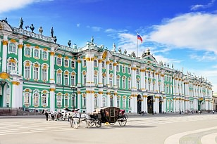 2 DAY EXPLORE ST. PETERSBURG