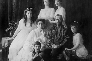 NICHOLAS AND ALEXANDRA, THE LAST ROMANOVS (Private Tour)