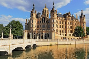 Old Cities of Baltic Germany (Schwerin + Rostock)